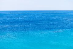 Abstract background of the vast expanses of the sea, beautiful c royalty free stock photo