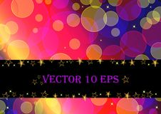Abstract background. vector 10eps. Royalty Free Stock Image