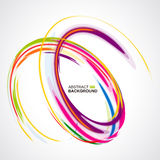 Abstract Background Vector Stock Image