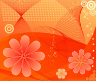 Abstract  background - vector Royalty Free Stock Photos