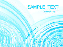 Abstract  background, vector. Ripple on the water, vector without gradient Stock Photography