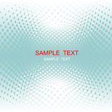 Abstract background, vector. Vector halftone effect, illusion of the gradient, place for text royalty free illustration