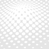 Abstract  background, vector. Vector halftone effect, illusion of the gradient, place for text Stock Photo