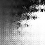 Abstract  background, vector. Vector halftone effect, illusion of the gradient, place for text Royalty Free Stock Photo
