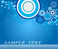 Abstract background vector Royalty Free Stock Photos