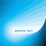 Abstract background. Vector. Abstract background vector illustration. Blue layout template Royalty Free Stock Photos