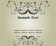 Abstract background vector Royalty Free Stock Images