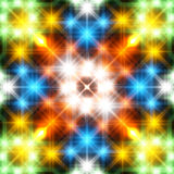 Abstract background. Vector - an abstract chip (technology Stock Photography