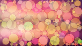 Abstract Background Vector color boke illustration Stock Images