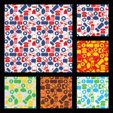 Abstract Background Vector Design Royalty Free Stock Images