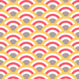 Abstract background with vector design elements Stock Photography