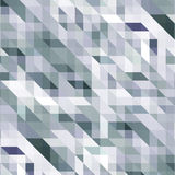 Abstract background. Vector geometric abstract background with triangles and lines Stock Photo