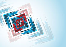 Abstract background. Vector illustration Stock Photography