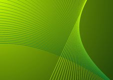 Abstract background vector illustration. Abstract green background vector illustration Royalty Free Stock Photos