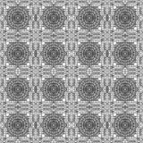 Abstract background. Vector illustration. Ethnic mandala nude seamless pattern. Indian ornament. stock illustration