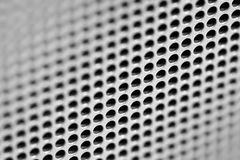 Abstract background - ventilation grille Royalty Free Stock Photos