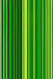 Abstract background of vertical green color with light green col. Or line Royalty Free Stock Photography