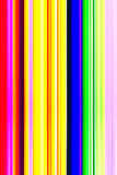 Abstract background of vertical rainbow  color line Royalty Free Stock Photography
