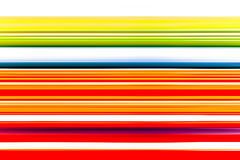 Abstract background of vertical rainbow  color line.  Stock Photography
