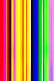 Abstract background of vertical rainbow  color line.  Stock Images