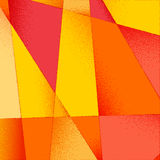 Abstract background with vibrant colors and retro styled vintage Royalty Free Stock Photos