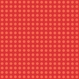 Abstract background - vintage polka dots pattern Royalty Free Stock Image