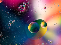 Abstract background with vivid colors Stock Images