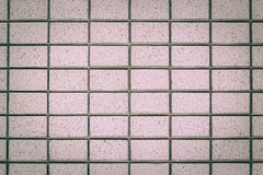 Abstract background of wall tiles Royalty Free Stock Photos