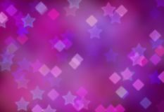 Abstract background, wallpaper design, bokeh effect Stock Photo