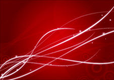 Abstract Background Wallpaper Red Royalty Free Stock Image