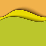 Abstract background. Warm colors. Abstract background. Warm natural colors stock illustration