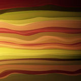 Abstract background with warm stripes for design Stock Image