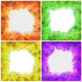 Abstract background, watercolor Royalty Free Stock Images