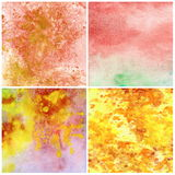 Abstract background, watercolor Stock Photos