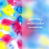 Abstract Background. Abstract Watercolor Background. Frosted Glass. Vector Illustration vector illustration