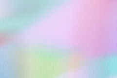 Abstract background on watercolor paper, trend Tender tones. For modern backdrop, wallpaper or banner design. Place for Royalty Free Stock Photo