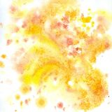 Sunny sand fantasy abstract background. Abstract background with watercolor stains in style of sunny sand fantasy stock illustration