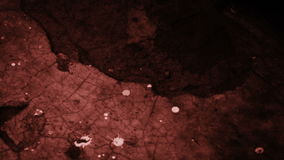Abstract background wet concrete red stock footage