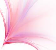 abstract background white Ζωηρόχρωμη έκρηξη των ροδαλών λωρίδων φ Στοκ φωτογραφία με δικαίωμα ελεύθερης χρήσης