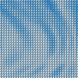 Abstract background with diamond shape gradient. Abstract background with white diamond shape gradient on blue stock illustration