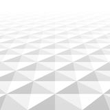 Abstract background with white geometric shapes. Vector illustration - eps10 Stock Photo