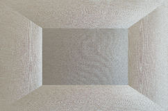 Abstract background. White interior of empty room Royalty Free Stock Images
