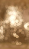 Abstract Background White Light Bokeh Circles for Christmas Celebration Event Background Stock Photography