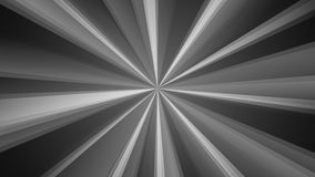 Abstract background of white light rays. Monochrome image. Shades of gray vector illustration