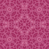 Abstract background. Abstract white pattern on crimson background Royalty Free Stock Image