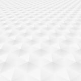 Abstract background with white shapes. Vector illustration - eps10 Stock Photos