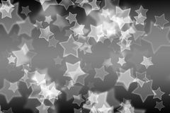 Abstract background with white star Royalty Free Stock Images