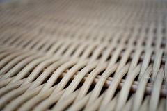 Abstract background of a wicker basket as a symbol of hand made wickerwork Stock Image
