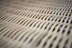 Abstract background of a wicker basket as a symbol of hand made wickerwork Royalty Free Stock Images