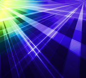 Abstract light background. Abstract background wiht color spotlight Stock Photos